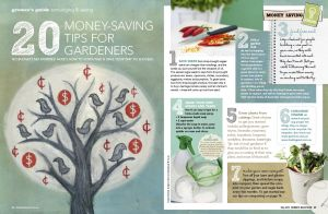 Money savers home-made garden recipes