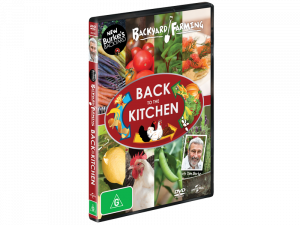 Backyard Farming - Back to the Kitchen DVD