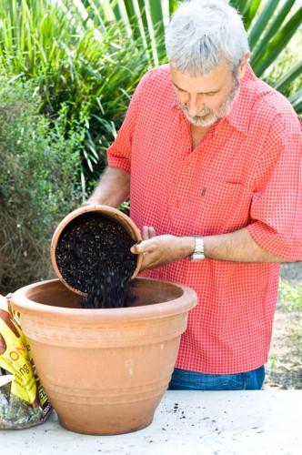 Don's Tips: Use A Quality Potting Mix