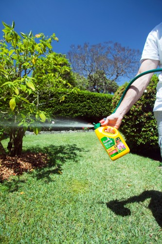Don's Tips: Hose End Sprays