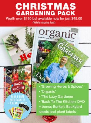 Christmas Gardening Pack