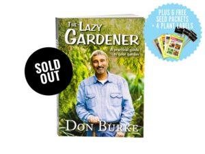 Lazy Gardener Book