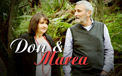 Don and Marea Burke