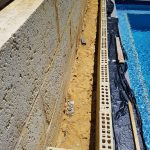 Don's Expert Answers: skinny raised built in garden bed by a concrete pool