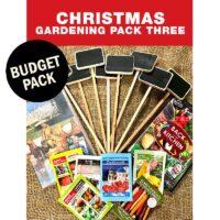 Burkes Backyard Budget Gardening Pack 3
