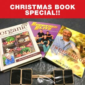 Burkes Backyard Christmas Book Special
